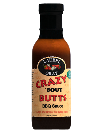 Crazy Bout Butts BBQ Sauce